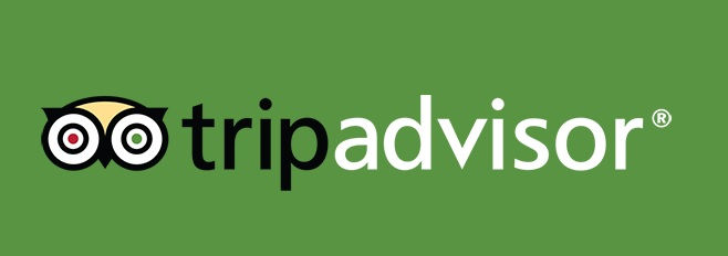recommended by trip advisor